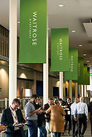Waitrose Supplier Conference, ICC, Telford, UK 09/10/2018