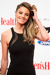 28.01.2016, Goya Theatre, Madrid, ESP, Men'sHealth Awards, im Bild Aida Artiles attends // to the delivery of the Men'sHealth awards at Goya Theatre in Madrid, Spain on 2016/01/28. EXPA Pictures © 2016, PhotoCredit: EXPA/ Alterphotos/ BorjaB.hojas<br /> <br /> *****ATTENTION - OUT of ESP, SUI*****