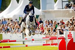 Fuchs Martin, SUI, Leonie Jei<br /> CHIO Aachen 2019<br /> © Hippo Foto - Sharon Vandeput<br /> 20/07/19