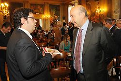 NICOLA MINARELLI E CARLO ALBERTO RONCARATI