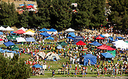 Oct 20, 2006; Walnut, CA, USA; General view of team tents in the warmup area at the 59th Mt. San Antonio College Cross Country Invitational.
