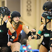 Ohio Roller Girls VS River City Rollegirls