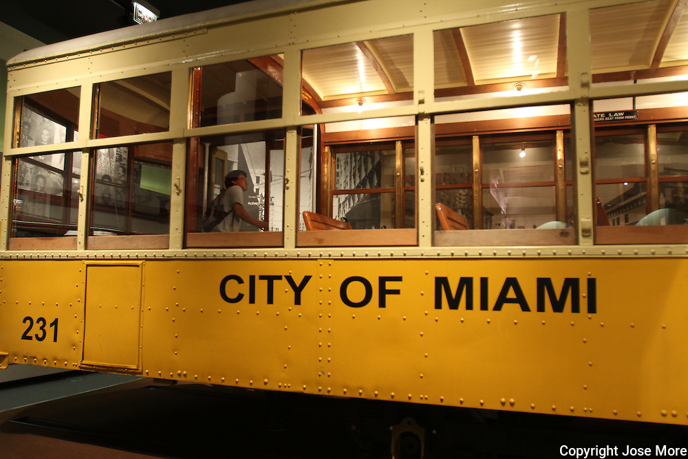 History Miami Museum shows the diversity of South Florida. Miami is nicknamed the &quot;Capital of Latin America&rdquo;.  Downtown is home to the largest concentration of international banks in the United States, and many large national and international companies.  <br /> Photography by Jose More