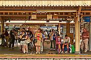 railway station Kyoto Japan