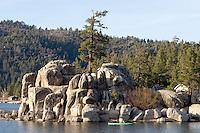 Big Bear Lake Kayakers, California