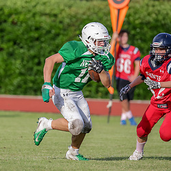 10-16-2018 Newman at St Martin 7th-8th Grade Football
