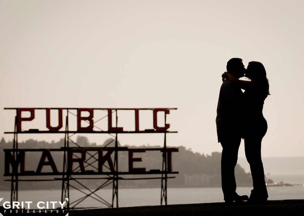 Grit City Photography | Tacoma engagement session.