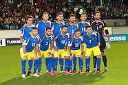 Former Yugoslavia countries - team pics