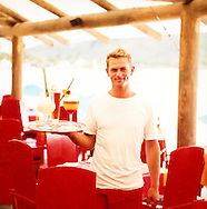 The Sand Bar at Hotel Eden Rock, a luxury hotel in St. Barths
