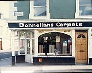 Old Dublin Amature Photos March 1983 WITH, Preretons Pawn Shop, Capel St, The Alcove, Ballsbridge, Donnollons Shop York Rd Dunlaire, Lodge BALLENTEER, Farm Gates, The Corner shop. Rathfarnham, School Inchicore, Quinns Butchers, Howth,