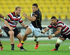 Wellington-Rugby, ITM Cup semi final, Wellington v Counties Manukau