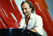 Phil Collins at Live Aid 1985
