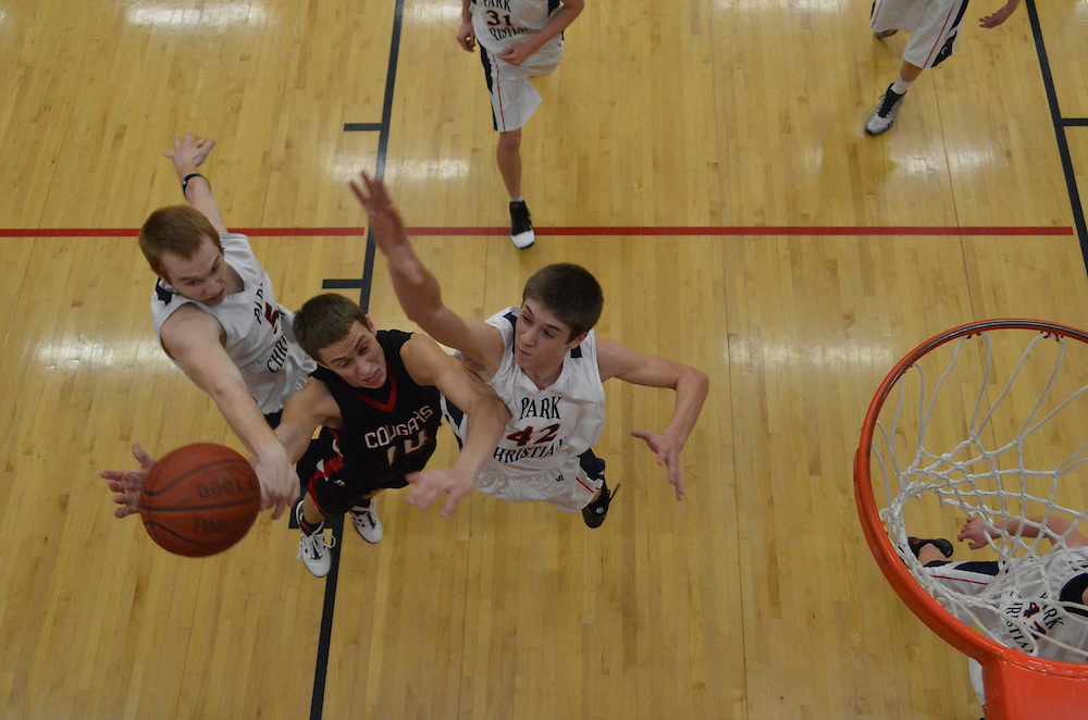 Ada-Borup Boys Basketball.