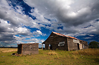 A classic aussie barn thats seen better days as a shelter but a great subject for photographers especially with a glorious sky as a back drop.