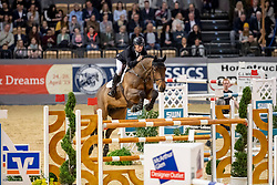 Bengtsson Rolf Goran, SWE, Oak Grove's Carlyle<br /> Grand Prix Jumping<br /> Neumünster - VR Classics 2019<br /> © Hippo Foto - Stefan Lafrentz