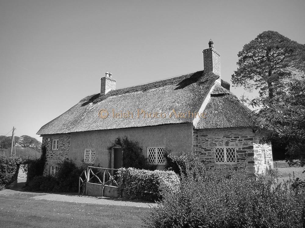 St Mogueís Cottage, Ferns,  Wexford, c.18th century,
