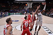 Pardon Dererk<br /> A|X Armani Exchange Olimpia Milano - Grissin Bon Reggio Emilia<br /> Basket Serie A LBA 2019/2020<br /> Milano 01 December 2019<br /> Foto Mattia Ozbot / Ciamillo-Castoria