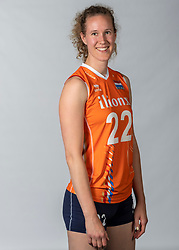 10-05-2018 NED: Team shoot Dutch volleyball team women, Arnhem<br /> Nicole Koolhaas #22 of Netherlands