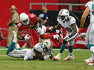 NFL: Miami Dolphins at Arizona Cardinals//20120930