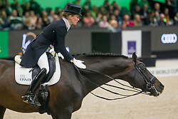 Langehanenberg Helen, GER, Damsey FRH<br /> FEI Dressage World Cup™ Grand Prix presented by RS2 Dressage - The Dutch Masters<br /> © Hippo Foto - Sharon Vandeput<br /> 14/03/19