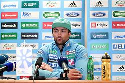 Gorazd Bertoncelj at presentation of new nordic ski team coach Gorazd Bertoncelj at press conference of Slovenska smucarska zveza, on April 5, 2018 in Smucarska zveza Slovenije, Ljubljana, Slovenia. Photo by Matic Klansek Velej / Sportida