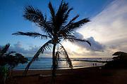 Sunrise, Lydgate Beach Park, Wailua, Kauai, Hawaii