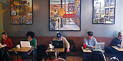 Coffee Shop-Denver, Colorado 2009