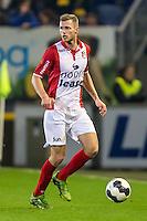 BREDA - NAC - FC Emmen , Voetbal , Jupiler League , Seizoen 2016/2017 , Rat Verlegh Stadion , 16-12-2016 , FC Emmen speler Tim Siekman