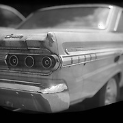 Mercury Comet - Graflex Super D - New 55 Film