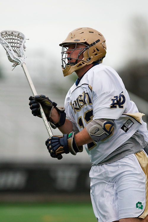 May 1, 2009:    #13 Kelly McKenna of Notre Dame in action during the NCAA Lacrosse game between Notre Dame and Quinnipiac at GWLL Tournament in Birmingham, Michigan. (Credit Image: Rick Osentoski/Cal Sport Media)