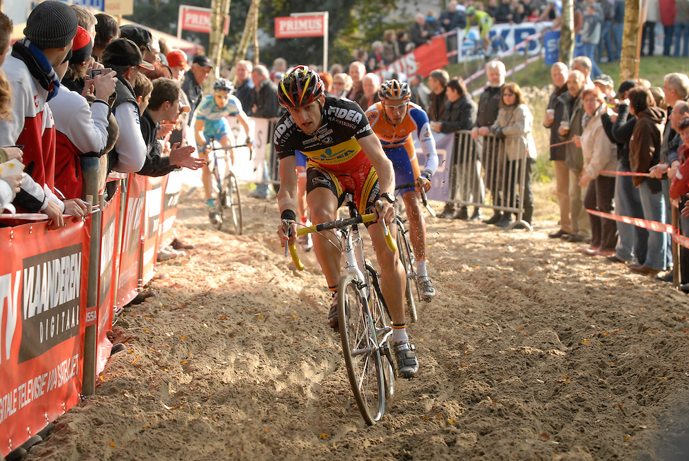 UCI World Cup Cyclocross at Kalmthout, Belgium 2007