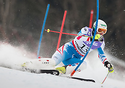 17.02.2013, Planai, Schladming, AUT, FIS Weltmeisterschaften Ski Alpin, Slalom, Herren, 1. Durchgang, im Bild Manfred Pranger (AUT) // Manfred Pranger of Austria in action during 1st run of the mensSlalom at the FIS Ski World Championships 2013 at the Planai Course, Schladming, Austria on 2013/02/17. EXPA Pictures © 2013, PhotoCredit: EXPA/ Johann Groder
