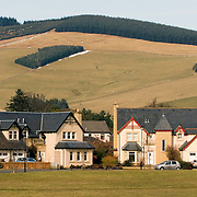 Rural Housing in the Scottish Borders - Cardrona