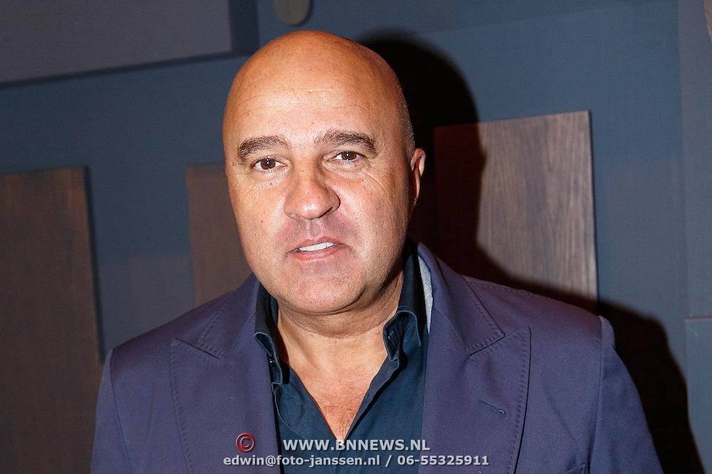 NLD/Amsterdam/20151110 - Life After Football Award 2015, John van den Heuvel