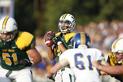 Henry Clay hosted St. Xavier at Lexington Catholic High School, Friday, Aug. 28, 2015 in Lexington.