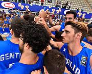 DESCRIZIONE : Trento Nazionale Italia Uomini Trentino Basket Cup Italia Austria Italy Austria <br /> GIOCATORE : Italy<br /> CATEGORIA : Mani  Before Composizione<br /> SQUADRA : Italia Italy<br /> EVENTO : Trentino Basket Cup<br /> GARA : Italia Austria Italy Austria<br /> DATA : 31/07/2015<br /> SPORT : Pallacanestro<br /> AUTORE : Agenzia Ciamillo-Castoria/GiulioCiamillo<br /> Galleria : FIP Nazionali 2015<br /> Fotonotizia : Trento Nazionale Italia Uomini Trentino Basket Cup Italia Austria Italy Austria