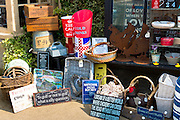 Quirky and jokey gifts and souvenirs and ephemera at gift shop in Burford, The Cotswolds, Oxfordshire, UK
