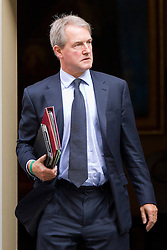© Licensed to London News Pictures. 10/09/2013. London, UK. The Environment Secretary, Owen Paterson, is seen on Downing Street in London today (10/09/2013) after a meeting of the British Government's cabinet. Photo credit: Matt Cetti-Roberts/LNP