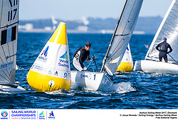Aarhus Sailing Week is the test event before the Hempel Sailing World Championships Aarhus 2018.6th to the 13th of August 2017 at Egaa Marina in Aarhus.<br /> Photo © Jesús Renedo / Aarhus Sailing Week