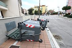 20171114 MALTEMPO DANNI LIDO DI POMPOSA