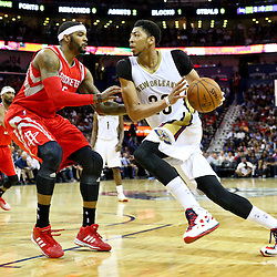 03-25-2015 Houston Rockets at New Orleans Pelicans