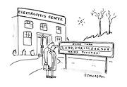 (electrolysis centre)