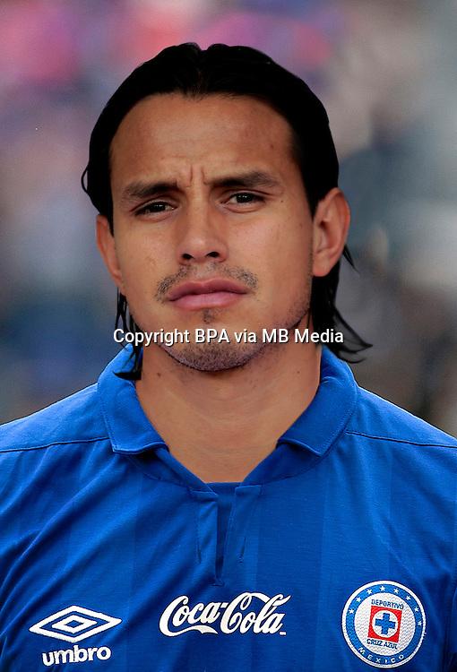 Mexico League 2013-2014 - First Division / <br /> Cruz Azul Fc  / Mexico - <br /> Gerardo Flores