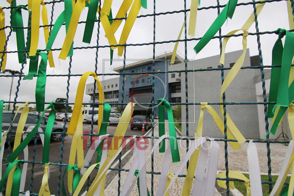 Curitiba(PR)24/11/2015 A Receita Federal, em parceria com a Polícia Federal, participa da 21ª fase da Operação Lava Jato, deflagrada na manhã desta terça-feira (24/11), batizada de Operação Passe Livre, que investiga o uso de empréstimos de grandes valores em benefício de agentes políticos. O empresário José Carlos Bumlai, amigo do ex-presidente Lula, foi preso preventivamente em Brasília e segue para PF em Curitiba. Foto Gisele Pimenta/ Frame Photo