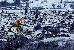 27.12.2014, Schattenbergschanze, Oberstdorf, GER, FIS Ski Sprung Weltcup, 63. Vierschanzentournee, Training, im Bild Severin Freund (GER) // Severin Freund of Germany// during practice Jump of 63 rd Four Hills Tournament of FIS Ski Jumping World Cup at the Schattenbergschanze, Oberstdorf, Germany on 2014/12/27. EXPA Pictures © 2014, PhotoCredit: EXPA/ Peter Rinderer