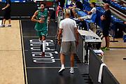 Pascolo<br /> Raduno Nazionale Maschile Senior<br /> Allenamento Mattutino Trentino Basket CUP<br /> Trento 29/07/2017<br /> Foto Ciamillo-Castoria/ A.Gilardi