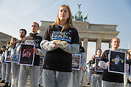 Animal rights protest, Berlin 31.10.15