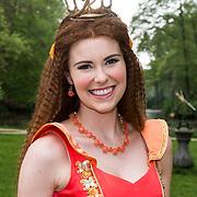 NLD/Baarn/20140423 - Perspresentatie Prinsessia, cast, Helle Vanderheyden