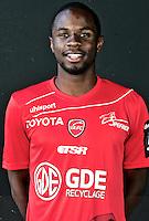 Adrien TAMEZE - 06.10.2015 - Photo officielle Valenciennes - Ligue 2<br /> Photo : Francois Lo Presti / Icon Sport