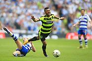 Huddersfield Town v Reading 29 May 2017